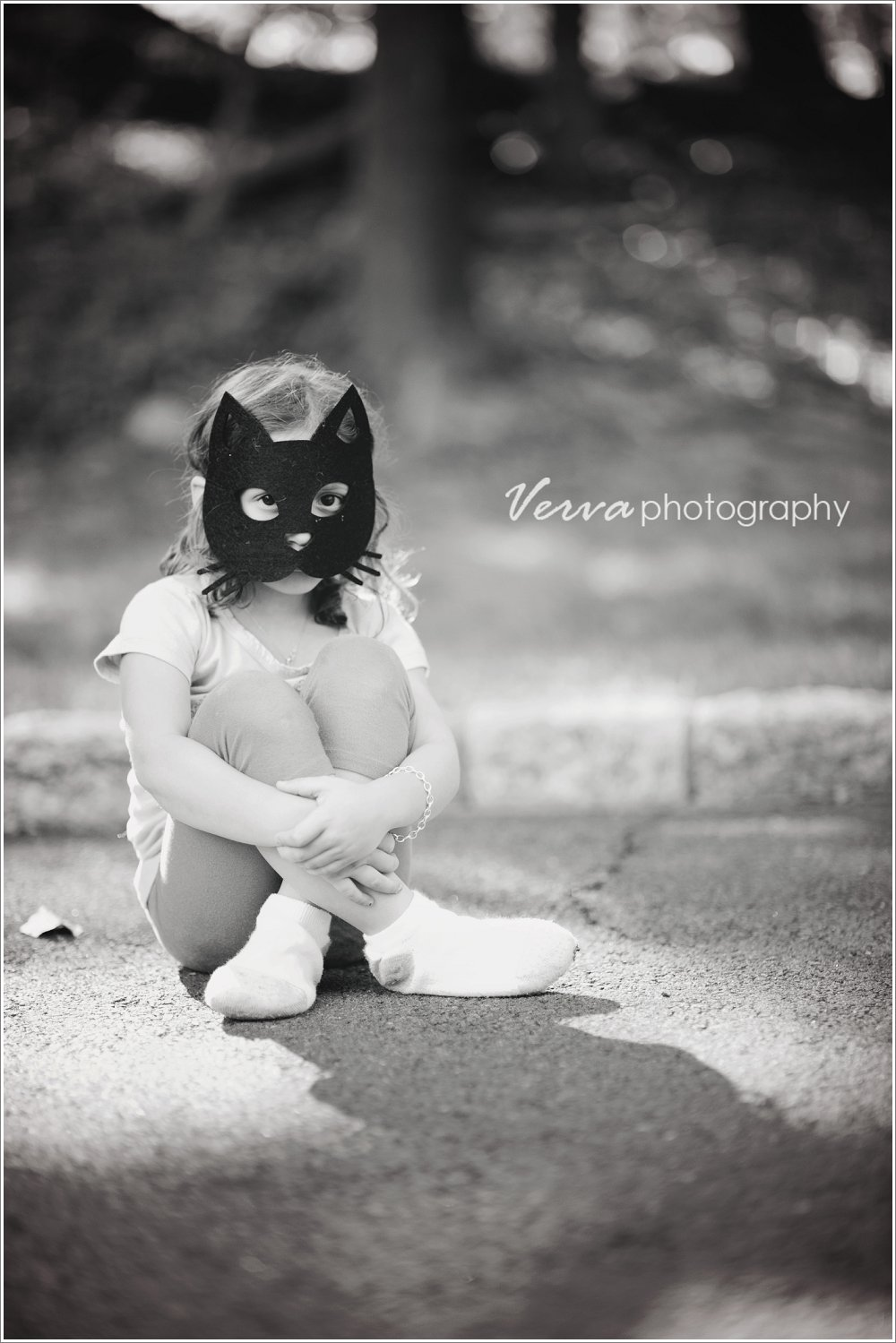 Verva Photography.  Halloween Children's Portraits