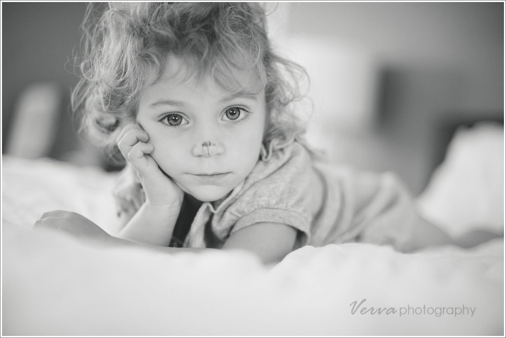 verva photography. lifestyle children's portraits