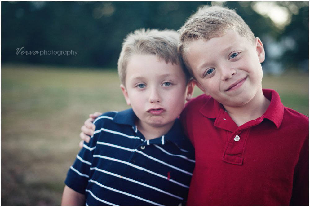 verva photography. brothers portrait
