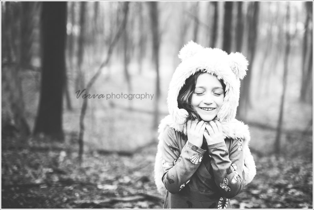 children's portraits outdoors