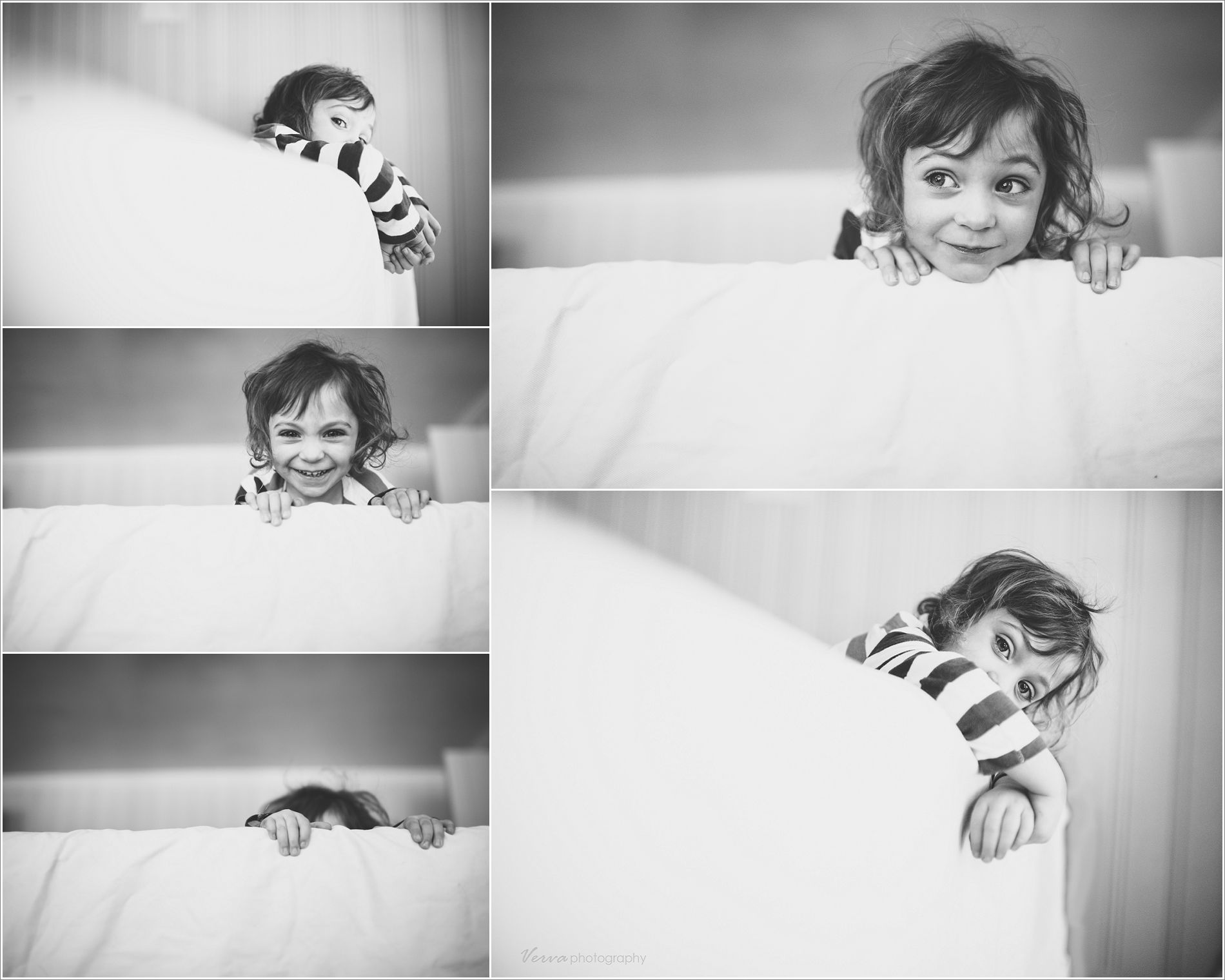 black and white portraits by verva photography