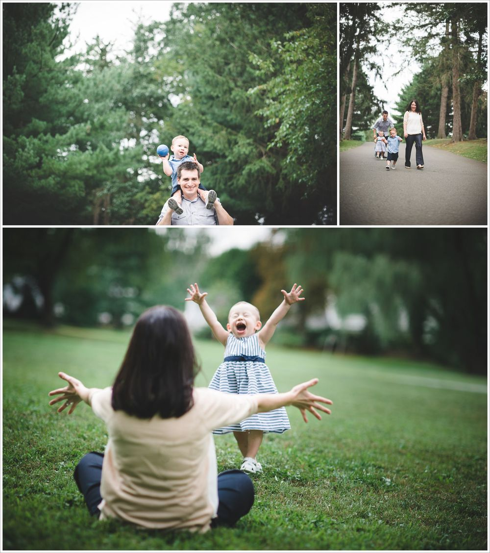 crawford park., rye brook, ny. family portraits