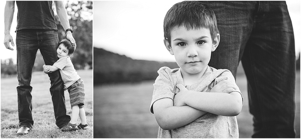 father son portraits.  military dad