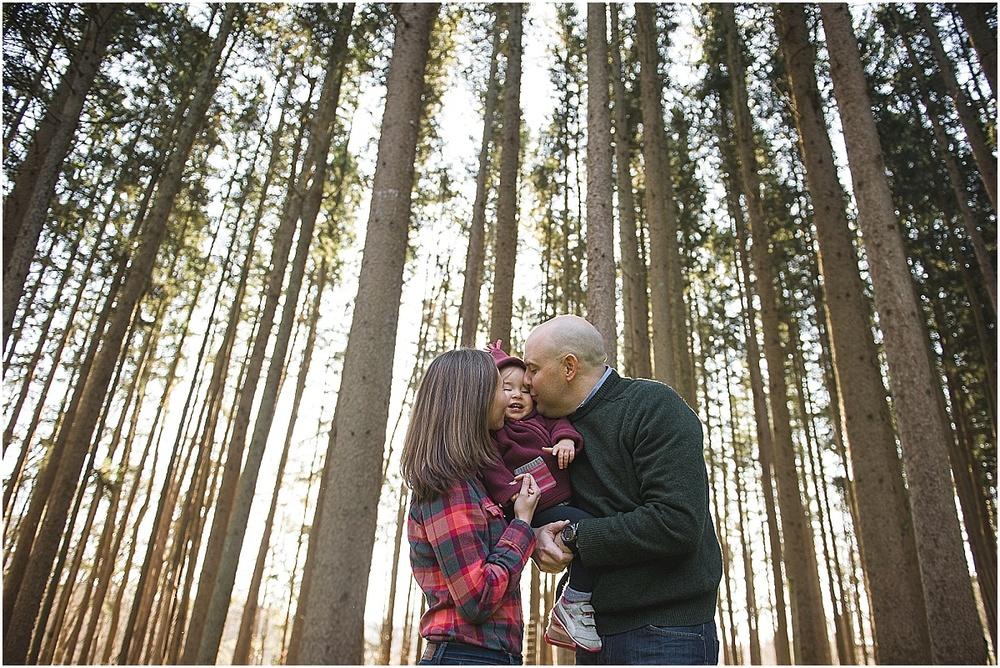 woodland family portraits. armonk ny