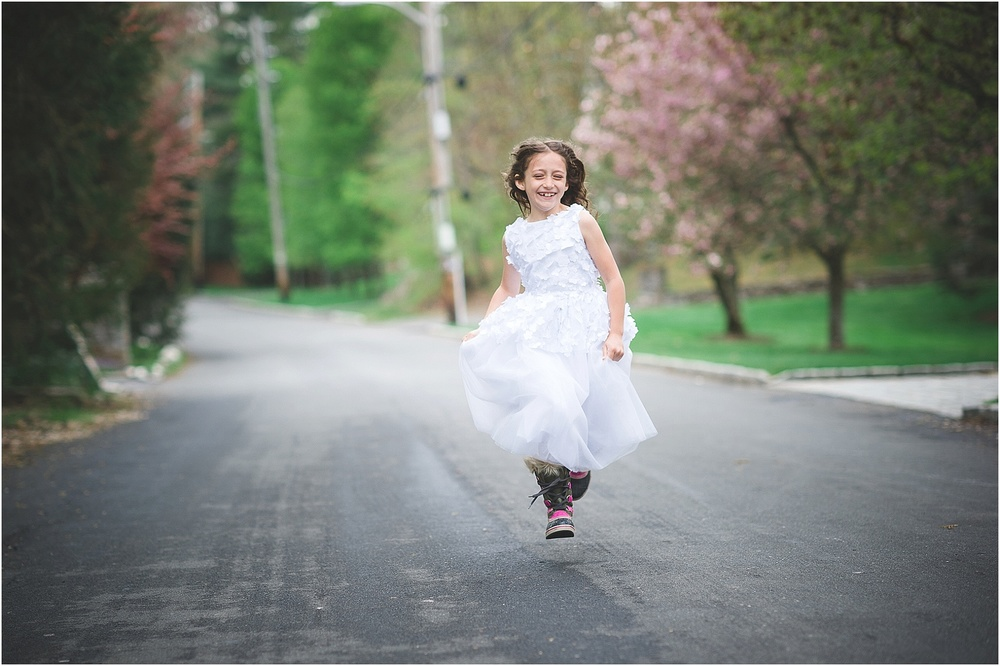first communion dress - westchester ny