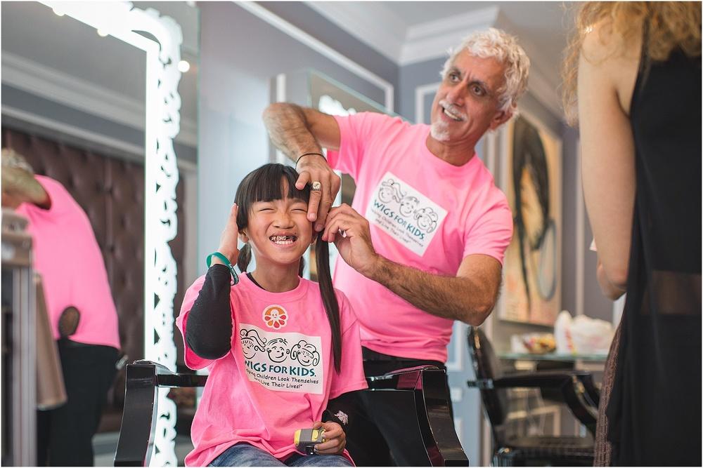 brave girls - hair donation