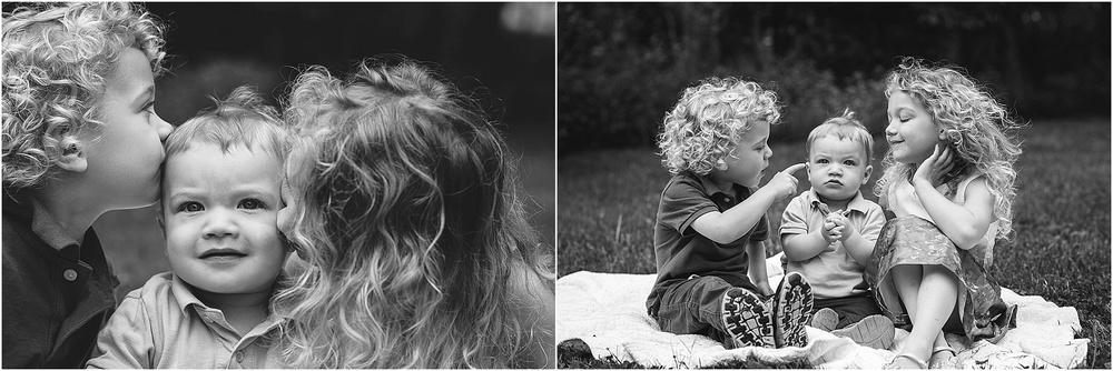 sibling portraits. erin borzellino