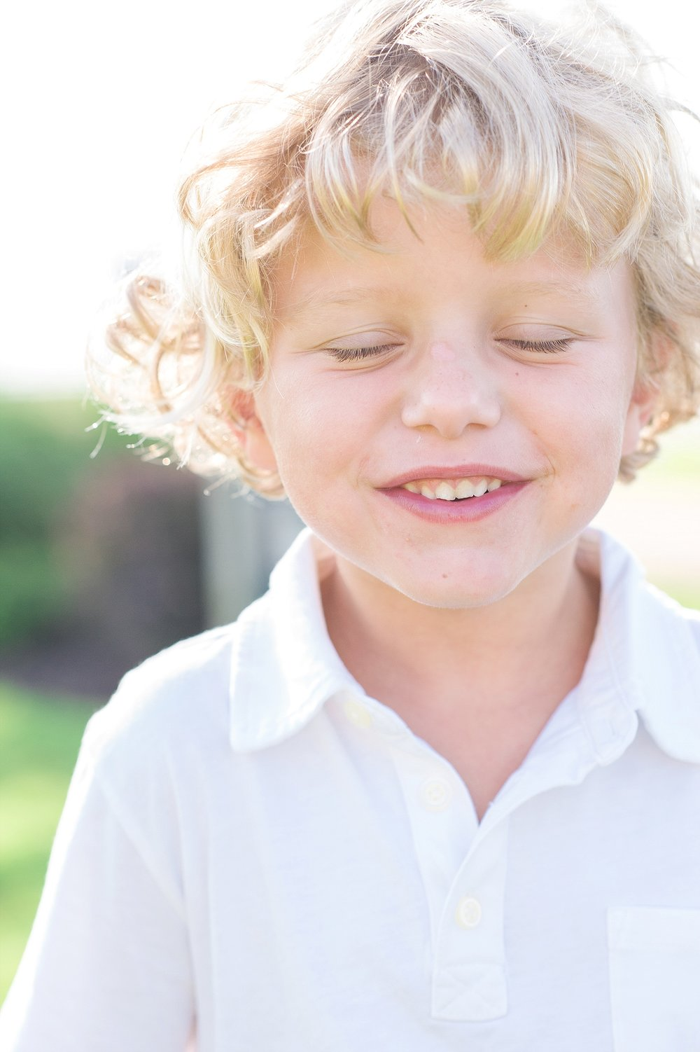 toddler curls.  larchmont / harrison / rye portraits