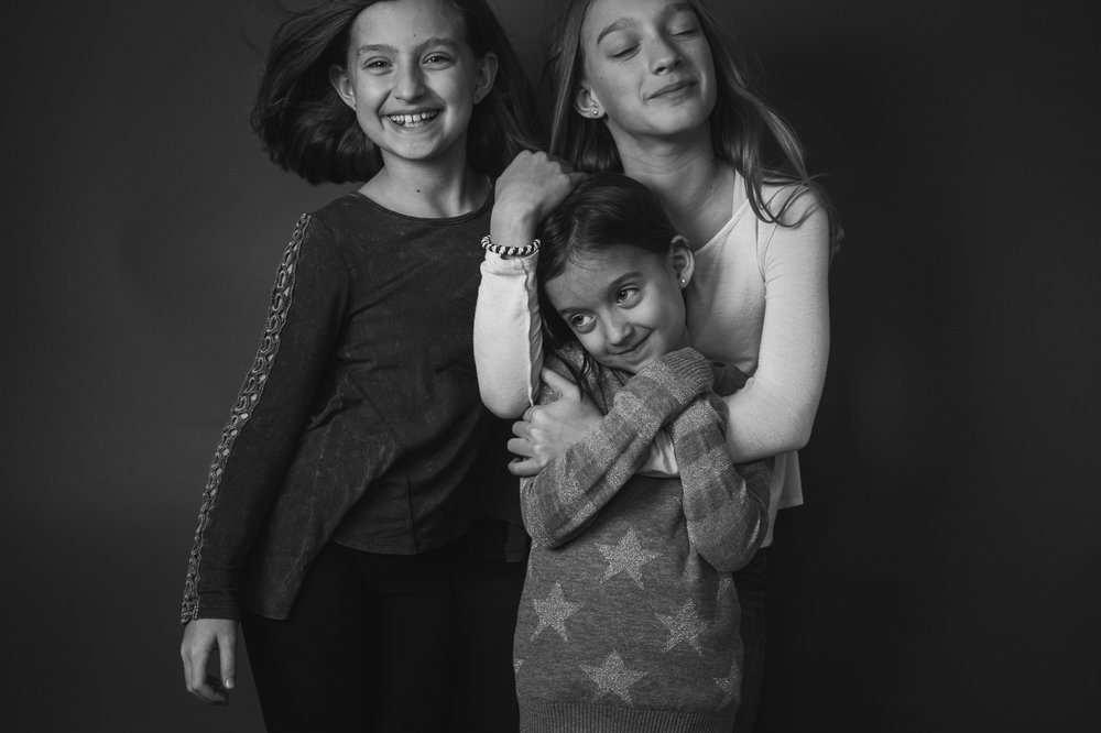 Abby, Julia & Sabrina