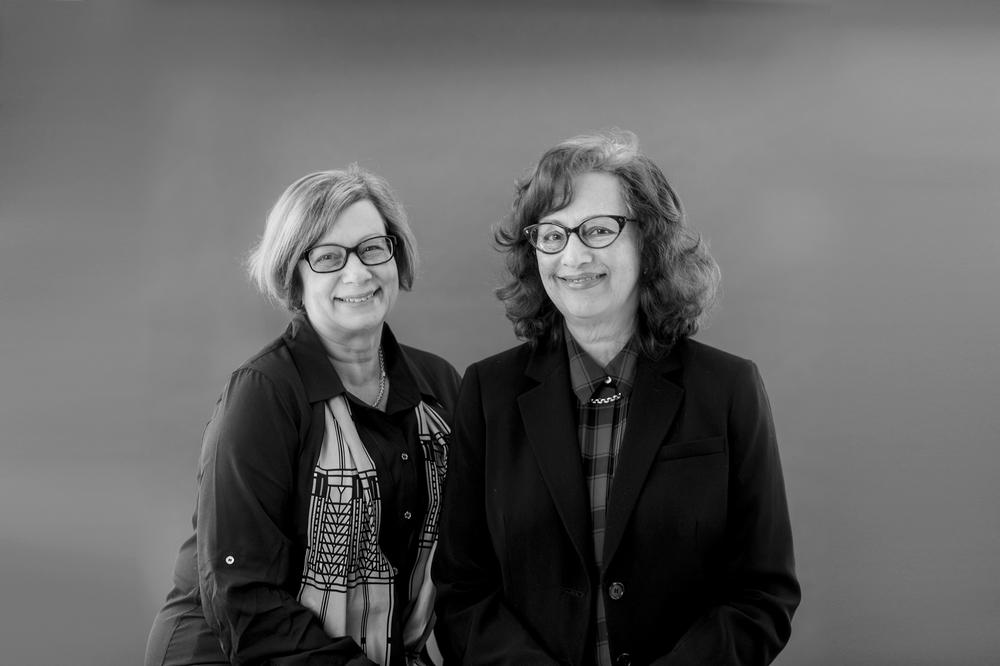 Karen & Jeannie