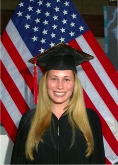 My college graduation (2005)