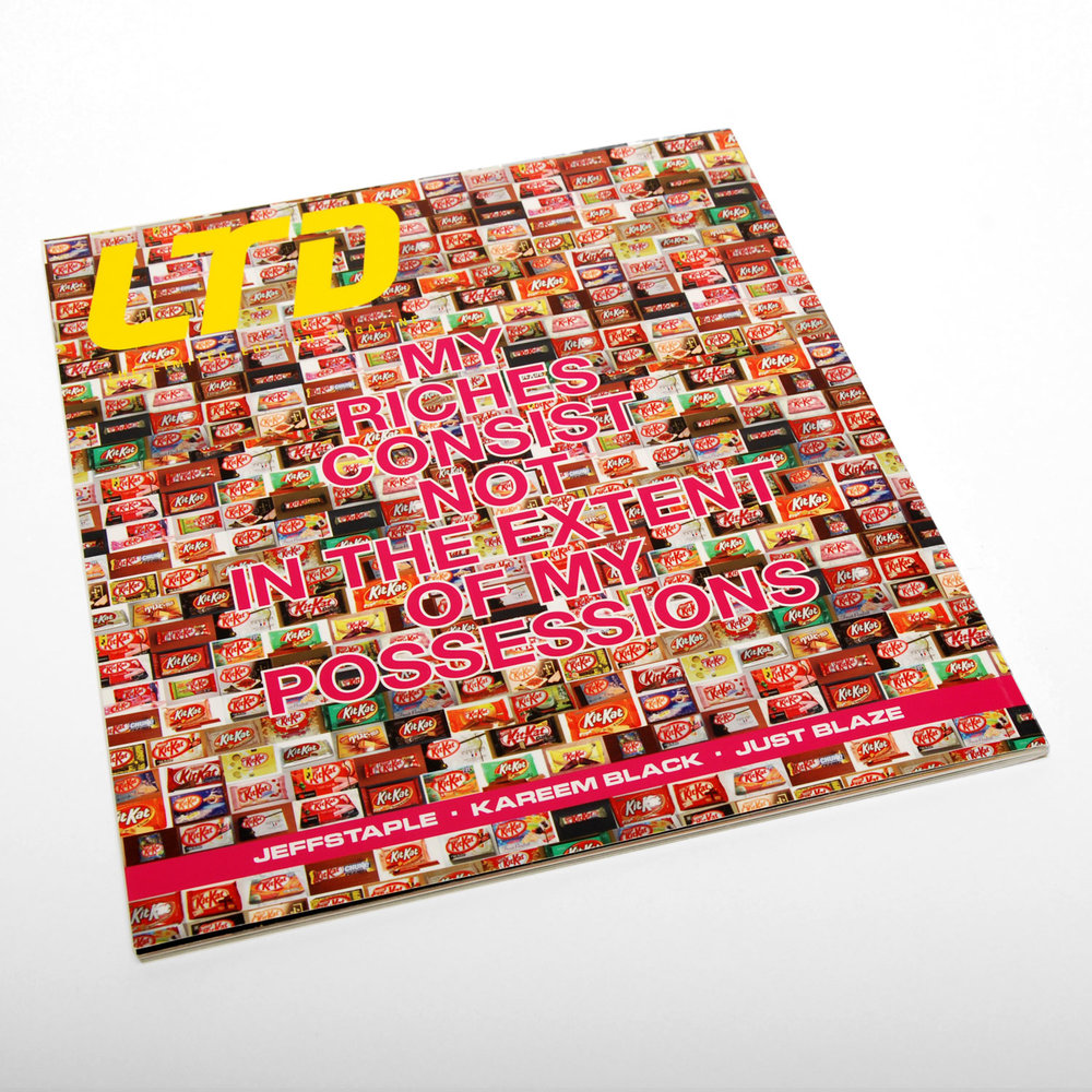 LTD Magazine Issue 4 - ART DIRECTION + DESIGN