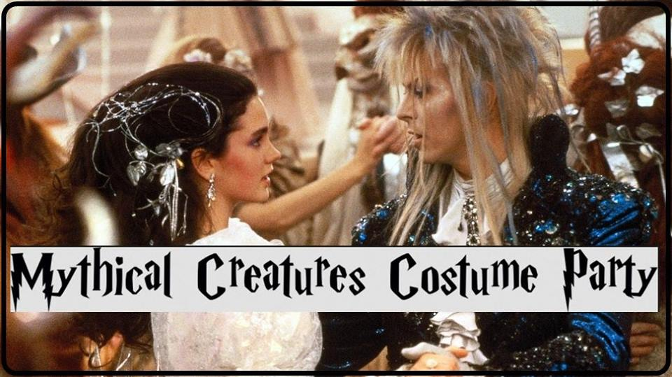October 28, 6pm. Labyrinth showing and free party!