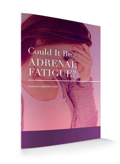 An assessment which will help you determine if you're showing signs of adrenal fatigue.
