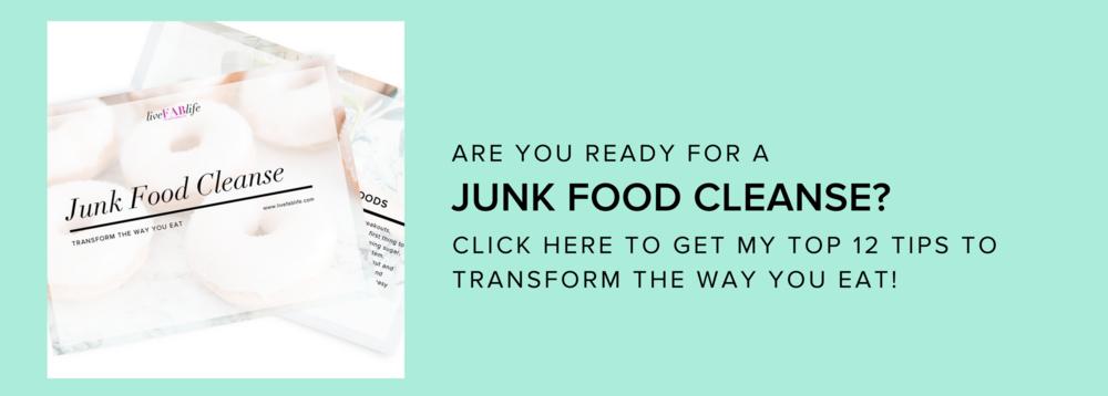 Junk Food Cleanse