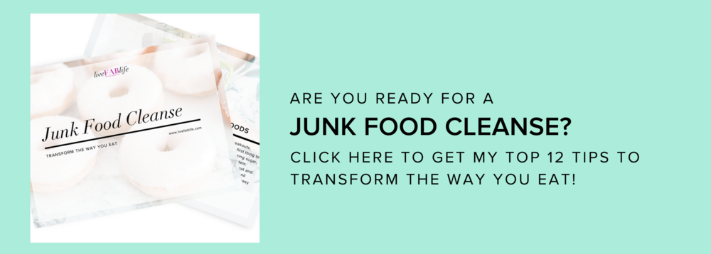 Junk Food Cleanse
