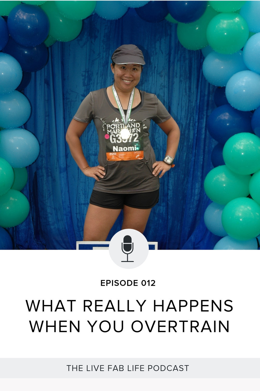 Episode 012: What Really Happens When You Overtrain