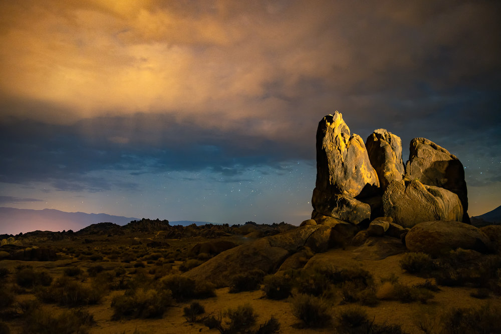 Alabama Hills, Lone Pine, California
