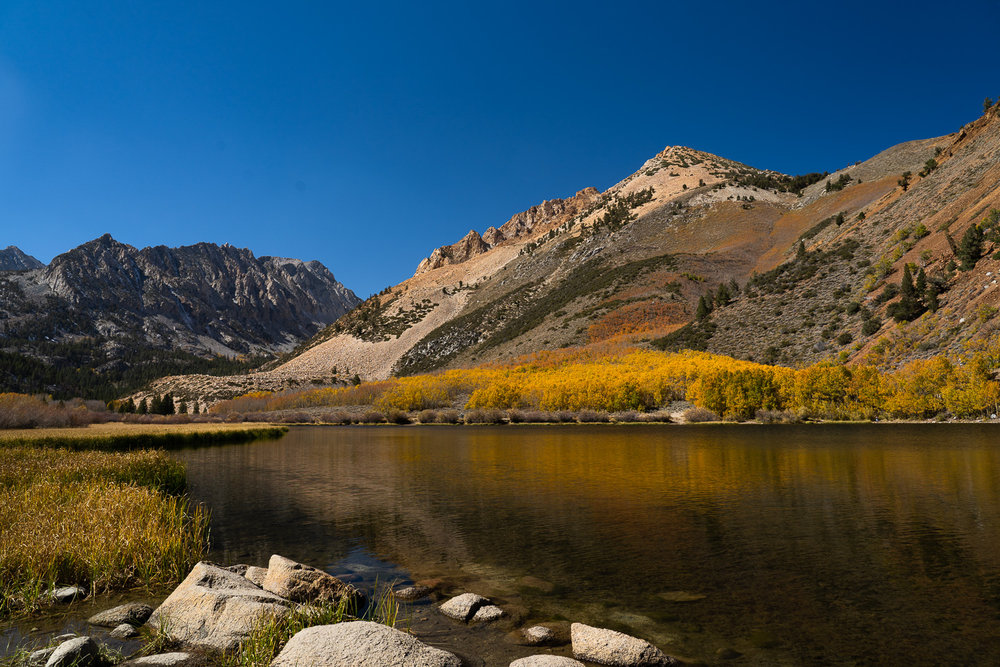 North Lake, Eastern Sierra California