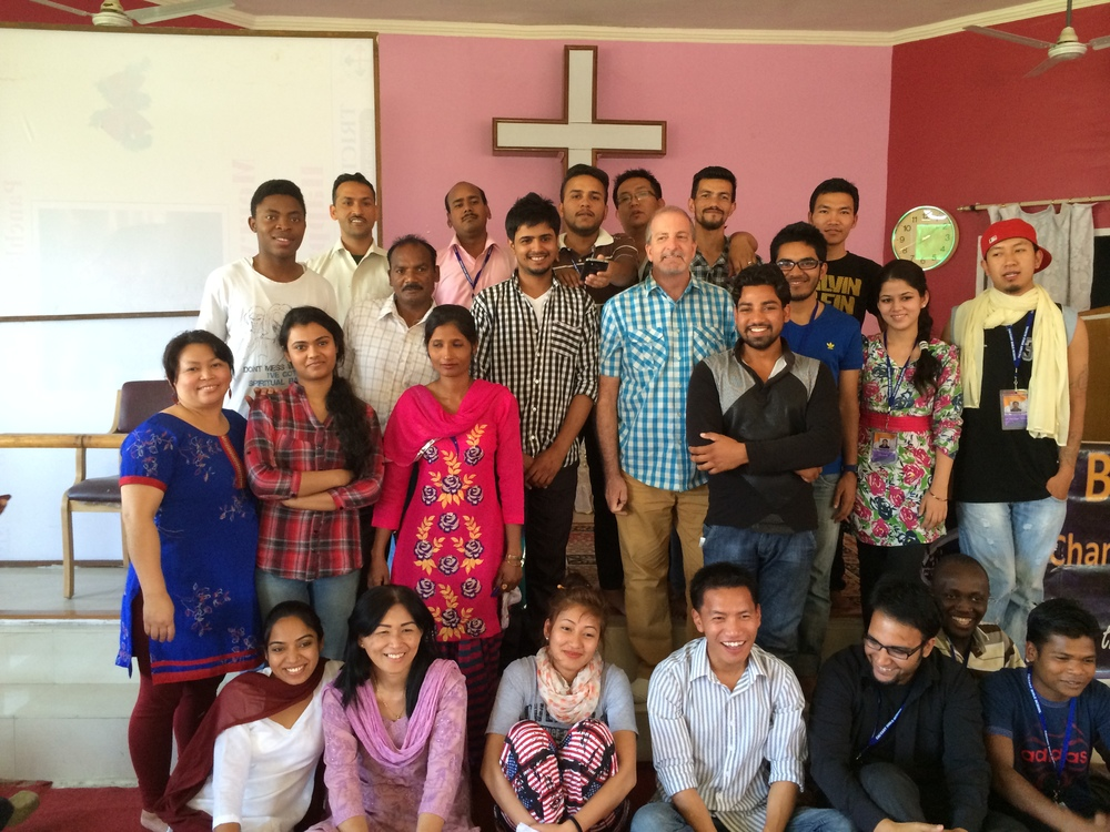 NORTH ASIA TRAINING AND COMPASSION