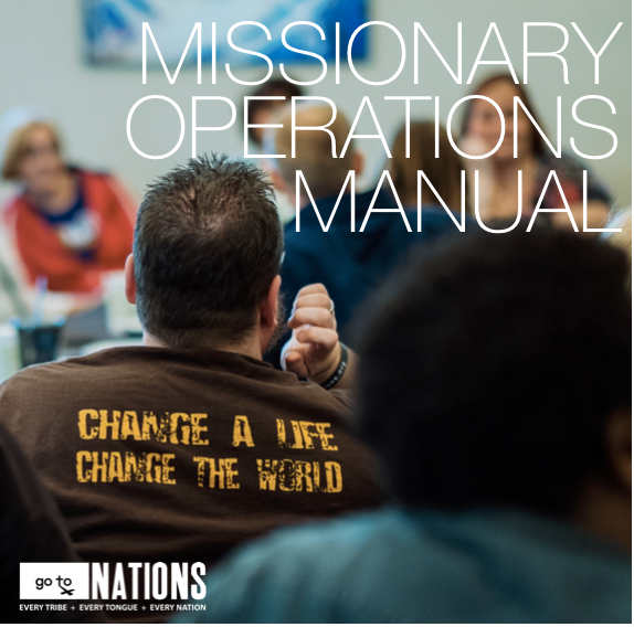 Missionary Operations Manual