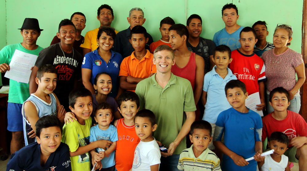 HONDURAS COMMUNITY TRANSFORMATION