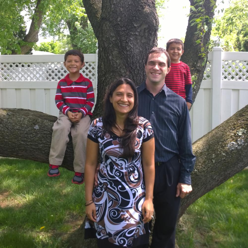 Mayeski Family Thailand Missionary
