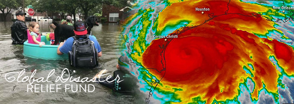 Hurricane Harvey made landfall close to Houston, Texas on August 25th, 2017--the ravaging effects of this storm have displaced thousands of families, and has left a wake of destruction in proximity to some of our Go To Nations missionaries.