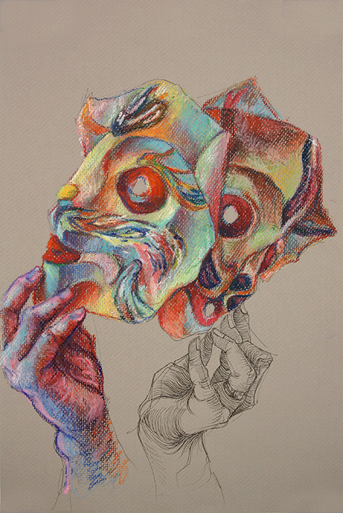 Untitled (Masks)