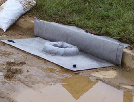 Over-Flo to prevent flooding during monstrous events, or not inspected & maintained.
