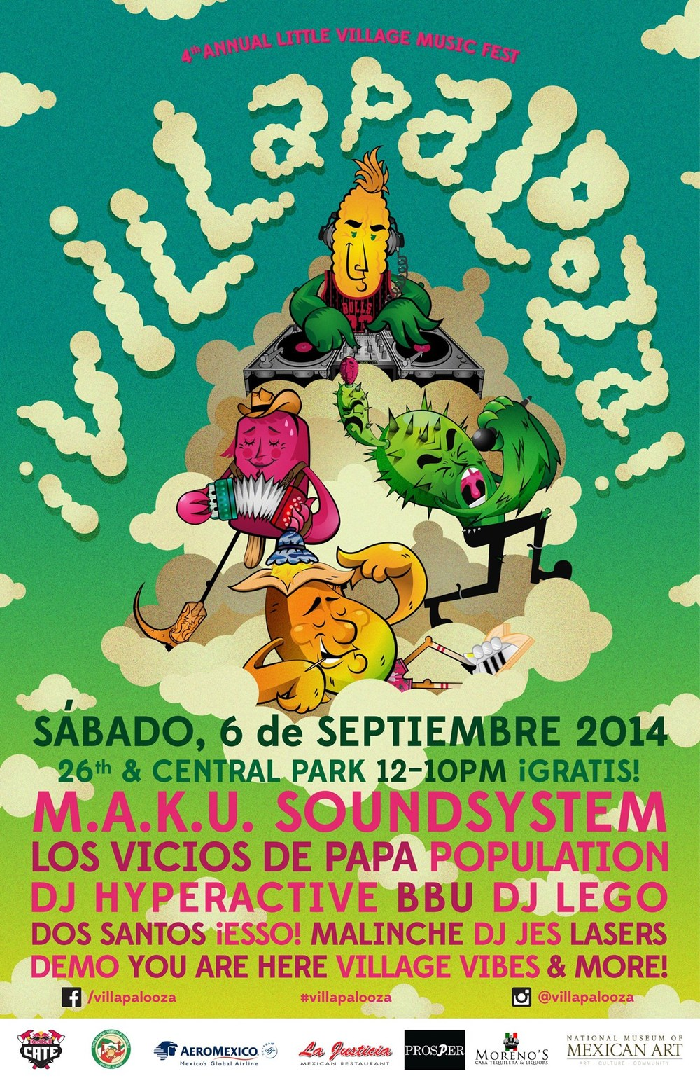 Villapalooza-Poster-2014