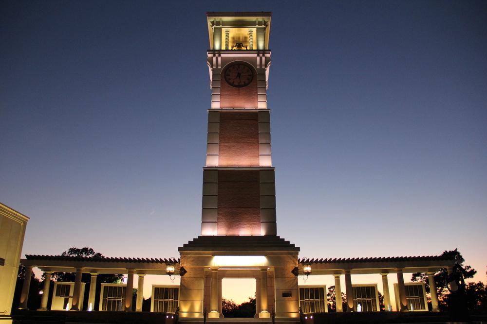 Moulton Tower - University of South Alabama