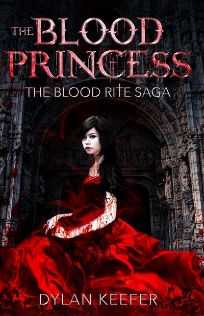 The Blood Princess - Dylan Keefer