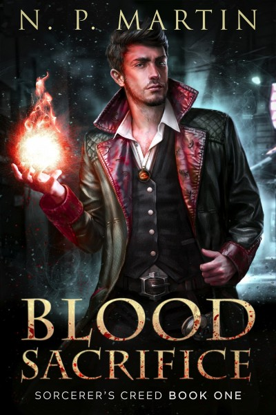 Blood Sacrifice - N. P. Martin