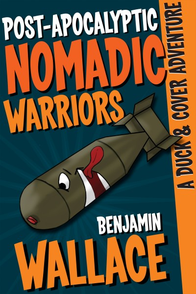 Post-Apocalyptic Nomadic Warriors - Benjamin Wallace