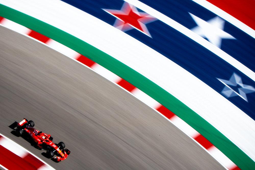 F1 — United States Grand Prix  -