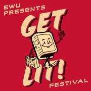 GET LIT! BOOK FESTIVAL    SPOKANE, WA APRIL 25-27