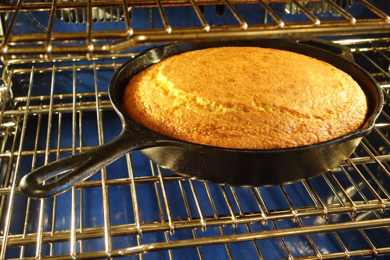 The simple things: Cheddar, Brown Butter, and Herbed CornBread