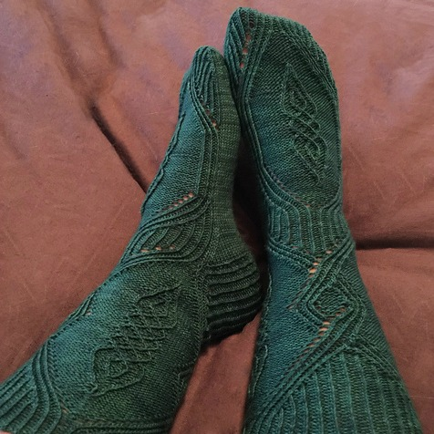 Ellington Socks by firespinner526