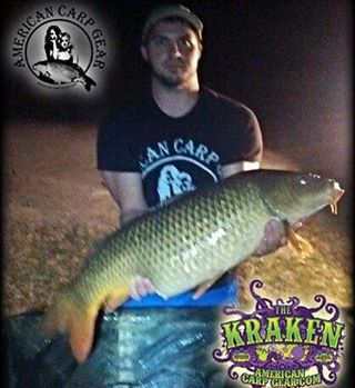 ACG field tester Duston Stott with his new wild water pb common 24.4 caught on The Kraken and ACG bent metal Crank Hook. #americancarpgear #acg #usa  #carp #carpfishing #hooks #carppro #sick #carpwars  #madeintheusa  #fish #fishing #carpangler #bigfish #monsterbait  #outdoorsman  #outdoor #bestbait #karpe  #carplife #bentmetalhooks  #usa #america #oncarp #paylake #fishinglife #flyfishing #fishingislife  #pb