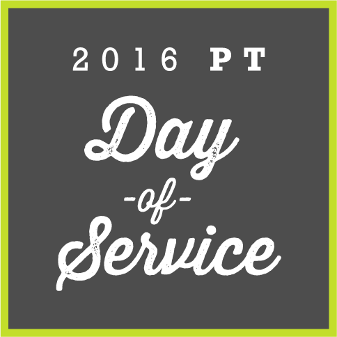 2016 PT Day of Service