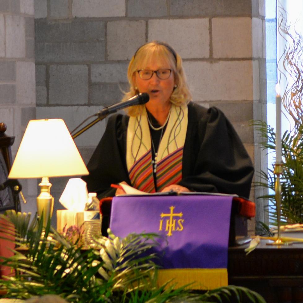 Pastor, Reverend jane milaschewski