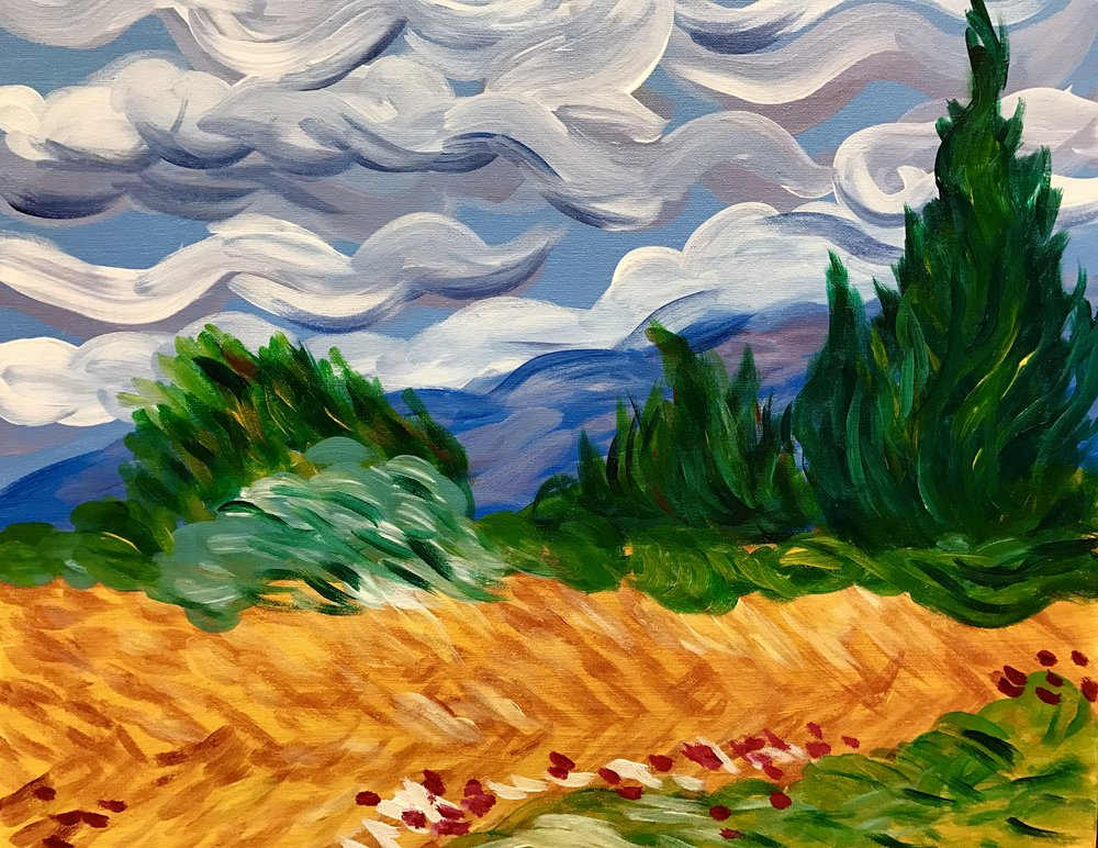 Wheat field and cypress trees by Van Gogh.jpg