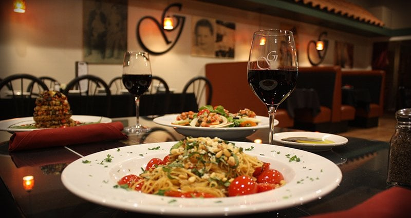 Giuliana's Trattoria - Inland Empire Hot List