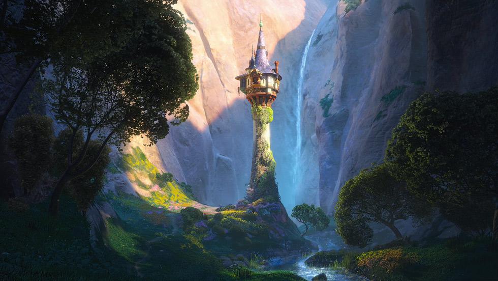 Mishie Del Rosario Visual Development Artist Tangled Tower