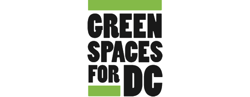 logo for Green Spaces 4 DC