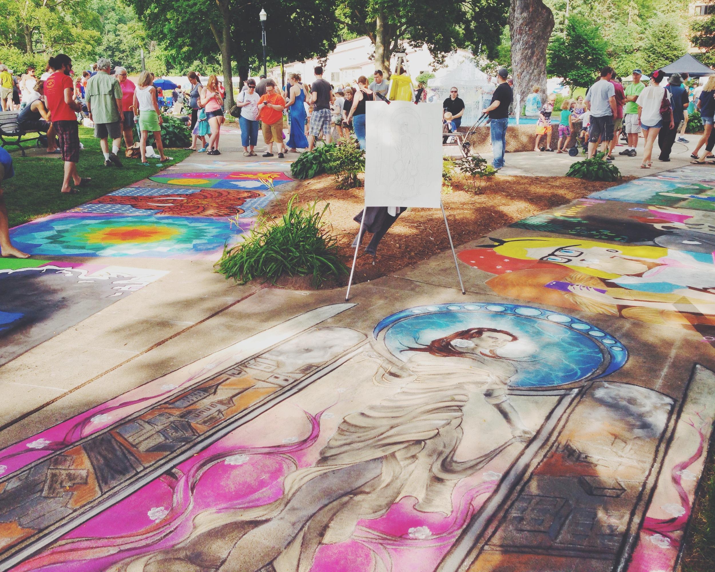 chalkfest