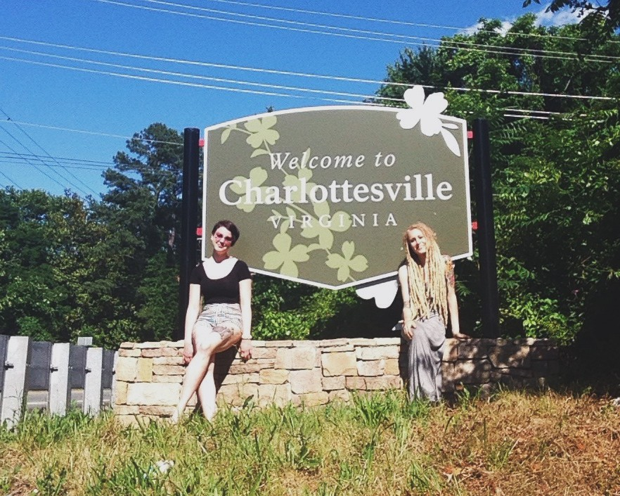 Welcome to Charlottesville