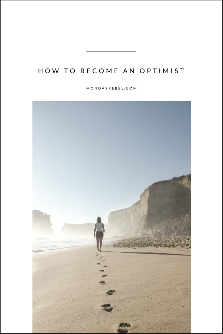 How To Adjust Your Mindset To Become An Optimist