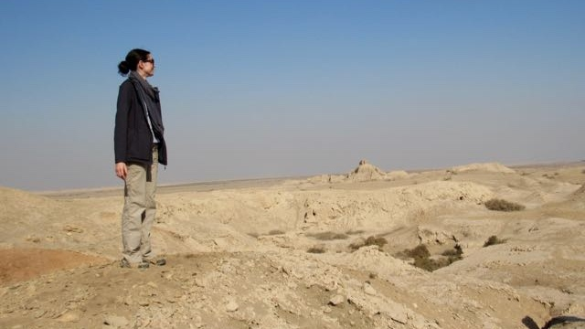 Cultural Heritage in Iraq and Syria - archaeologist specializing in the protection of cultural heritage